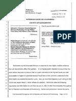 Noonan v Bowen, Obama First Amended Prerogative Writ