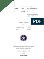 Laporan Peralin Material Handling