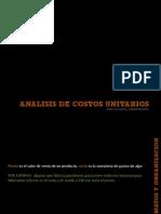 Tema 7 Analisis de Costos Unitarios