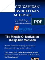 Menggugah Dan Membangkitkan Motivasi (p)