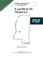 Life & Health Manual