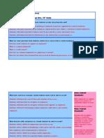 Framework Unit Lesson Plan