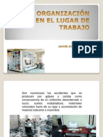 ORGANIZACIÓN EN EL LUGAR DE TRABAJO - copia - copia