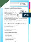 Grammar Worksheets (2)