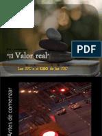 Desconferencia El Valor Real
