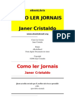eBook ComoLerJornais