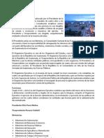 3 Poderes - Estado de Guatemala