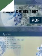 Asian Crisis 1997