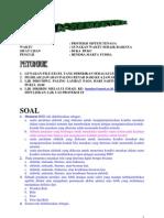 Soal Proteksi Sistem Tenaga_2012