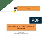 GESTIÓN DEL CAMBIO EN LA UNIVERSIDAD DE SONORA EVALUACION CURRICULAR Y DE PROGRAMAS