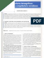 Estructuras Tensegriticas-Ingenieria Y Arquitectura Novedosas by GOMEZ-JAUREGUI