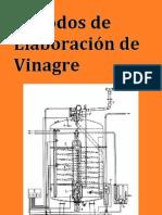 Métodos de Elaboración de Vinagre