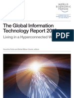 The Global Information Technology Report 2012. Living in a Hyperconnected World