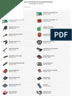 Catalogo Arduino