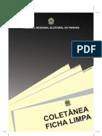 Coletânea sobre Ficha Limpa - O Julgamento do STF (elaboração do TRE-PR)