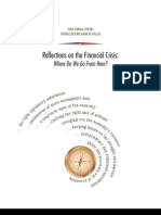 2009 Dallas Federal Reserve Annual Report