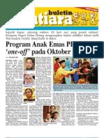 BULETIN MUTIARA SEPT 2011 (Bahasa Malaysia)