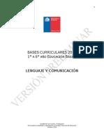 BASES LENGUAJE Y COMUNICACIÓN