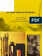 La Tinta China en el Cómics