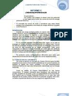 Informe C Líneas Equipotenciales