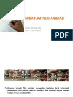 Membuat Film Animasi - Riksa Belasunda