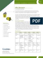 Eko Sensors Datasheet