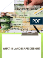1.Advanced Landscape Design-lecture 1,2,3