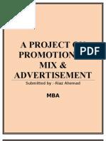 51277606 Promotion Mix Advertising
