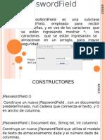 j Password Field