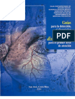 Detección de dislipidemias