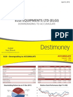 Elgi Equipments_Downgrade ACCUMULATE