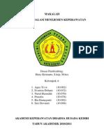 Supervisi Dalam Menejemen Keperawatan Baru 2222222222