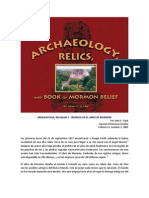 Arqueología, Reliquias y la Creencia en el Libro de Mormón, John Clark 2006