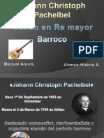 Presentation Canon Pachelbel