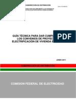 Guia Tecnica Convenio Cfe-Infonavit Junio2011