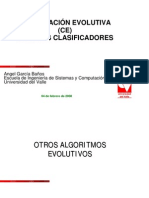 Sistemas clasificadores