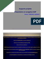 GU_SAP R3_Présentation navigation 10349 v3
