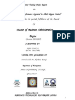 Bheem Project Work Performance_Appraisal_Allied Nippon