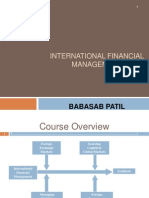 International Financial Management PPT  MBA