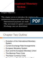 International Monetary System PPT  MBA FINANCE
