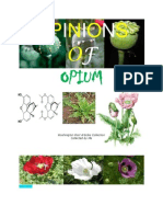 Opinions of Opium