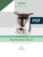 Instruction Manual Tm31 It n
