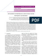 D.daujotaite, I.macerinskiene Developement of Performance Audit 2008