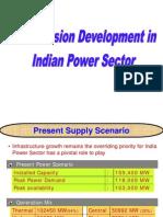 Y K Sehgal Transmission Development-India