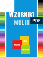 Wzornik Mulin DMC ,Ariadna,Madeira