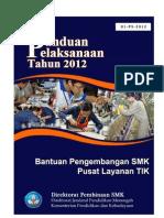 01 Panlak Bantuan Pengembangan Pusat TIK 2012