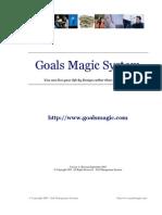 Goals Magic