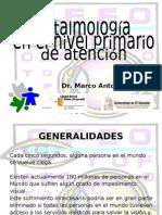 Oftalmología en el Nivel Primario de Atención