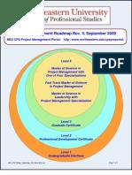 Project Management Roadmap Courses
