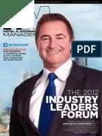 HM (Hotel Management) Magazine Feb 2012 V.16.1